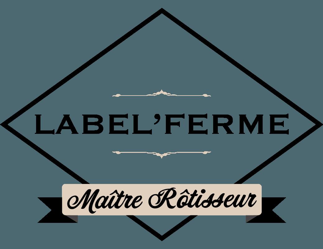 logo labelferme maitre rotisseur