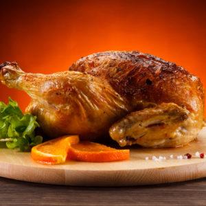 poulet roti petit